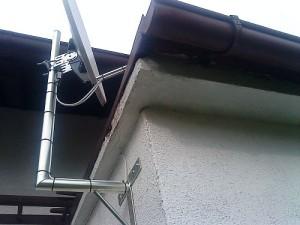 Stara veranda-vysoky drzak